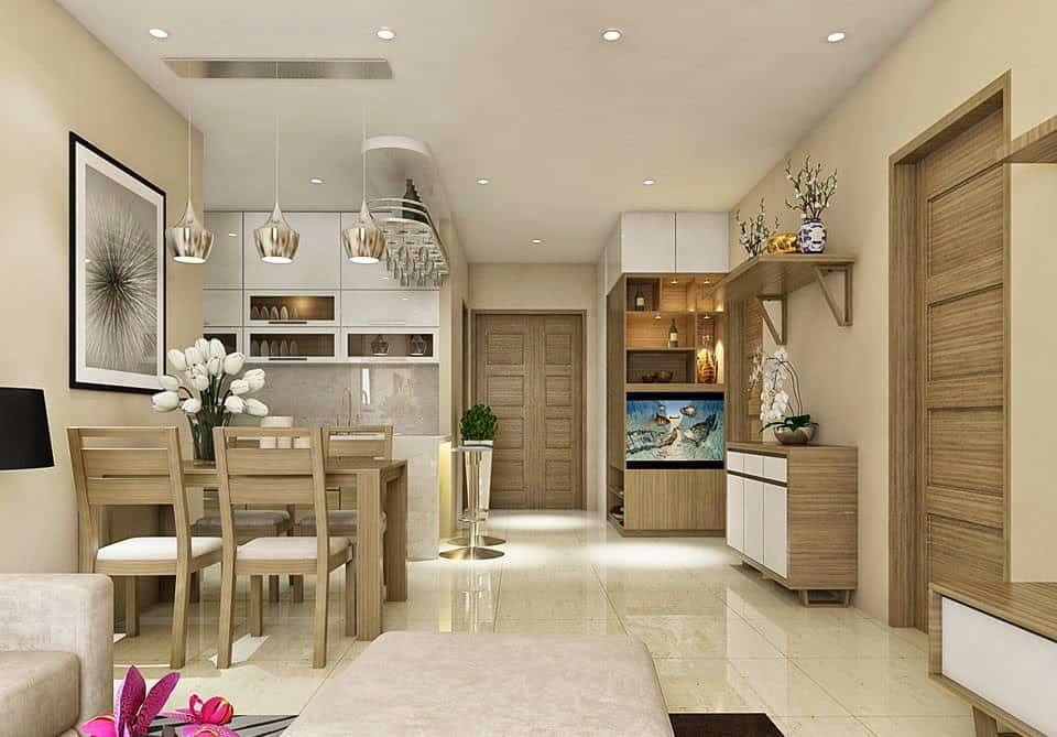 Nhà đẹp Rạch Giá chia sẻ 5 mẹo phong thủy cần nhớ khi ở nhà chung cư
